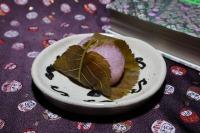 鳴海餅 桜餅