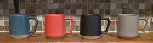 潮田玲子のカラフルなマグカップのブランドは?金額(値段)や店舗を調査!