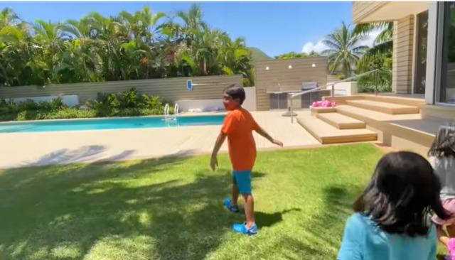 ライアンズワールドのハワイの家はどこ?豪邸の画像や移住の理由を調査!
